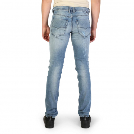 DIESEL Tepphar Jeans Light Blue / Distressed Treated1