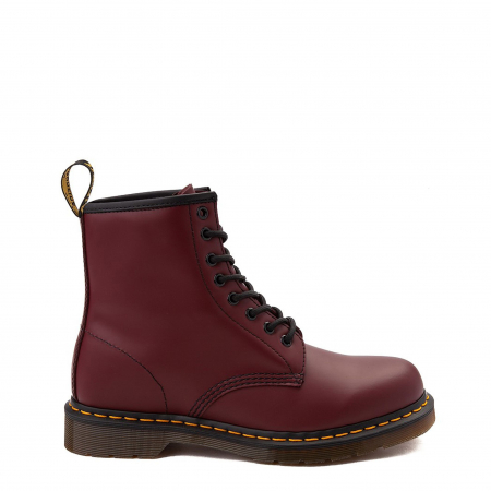 DR. MARTENS 1460 Smooth Cherry Red0