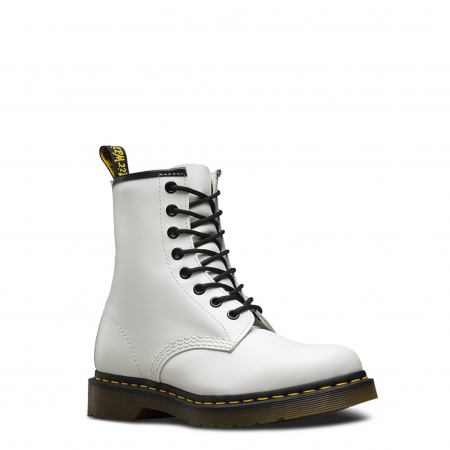 DR. MARTENS 1460 Smooth White1