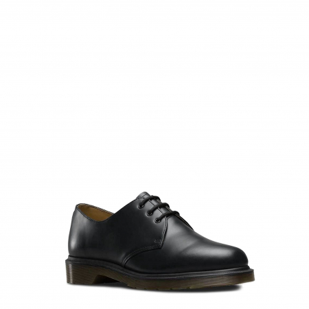 DR MARTENS 1461 Plain Welt Smooth Black1