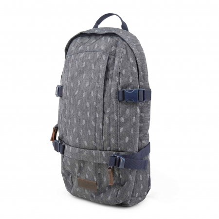 EASTPAK Floid Backpack Small Pattern / Grey1