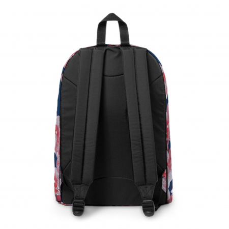 EASTPAK Out Of Office Backpack Pattern / Navy1