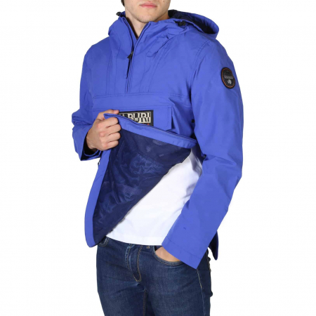 NAPAPIJRI Rainforest Jacket Violet2