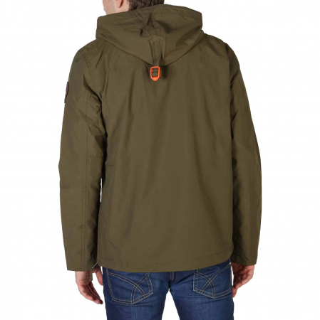NAPAPIJRI Rainforest Jacket Cypress1