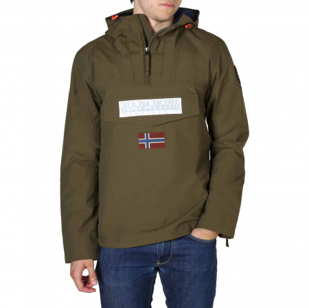NAPAPIJRI Rainforest Jacket Cypress0