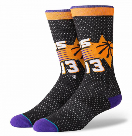 STANCE NBA Legends Suns 97 Black0