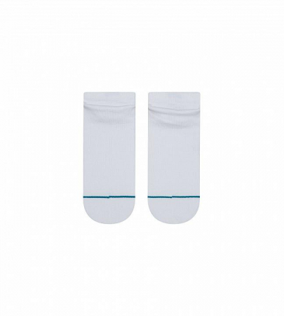 STANCE Icon Low M White/Black2