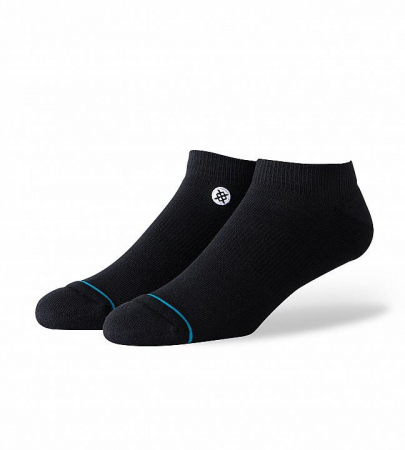 STANCE Icon Low M Black/White0