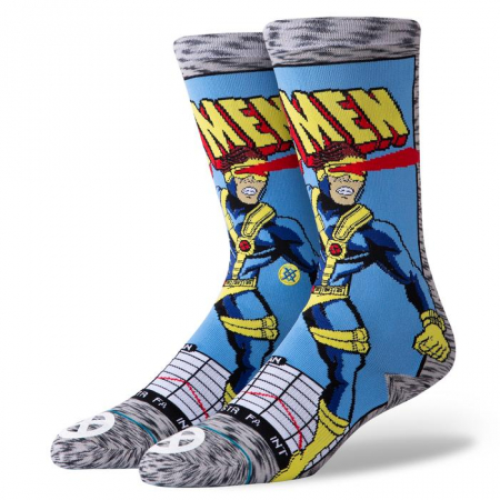 STANCE Cyclops Comic Grey0