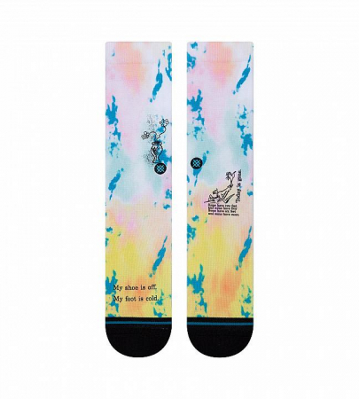 STANCE Shoe Is Off Multicolor1