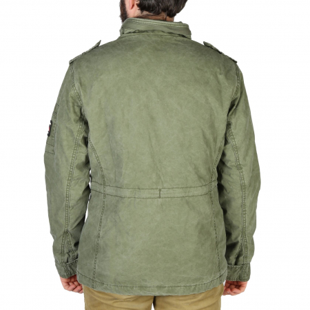 SUPERDRY Classic Rookie Jacket Light Khaki1
