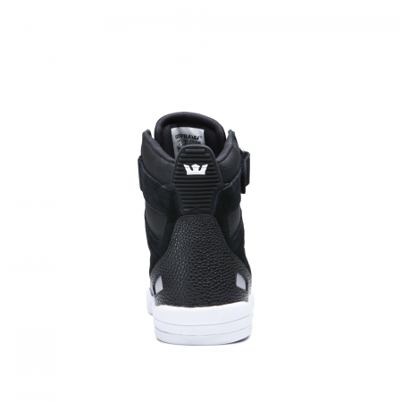 SUPRA BREAKER BLACK/SILVER-WHITE3