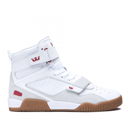 SUPRA BREAKER WHITE/ROSE-GUM0