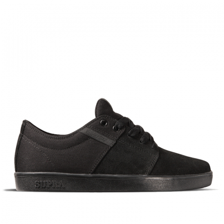 SUPRA STACKS II BLACK0