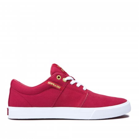 SUPRA STACKS II VULC ROSE-WHITE0