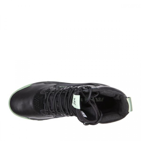 SUPRA STANHOPE BLACK - BLACK / HEDGE3