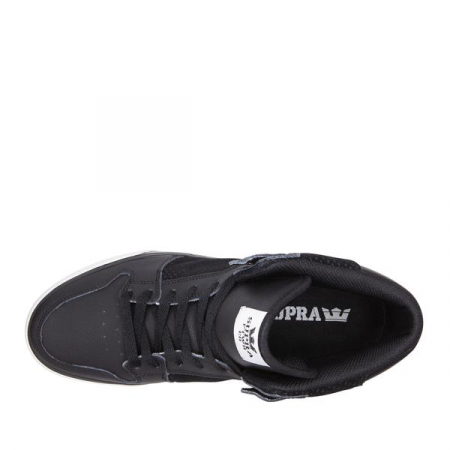 SUPRA VAIDER BLACK / LT GREY - BLACK3