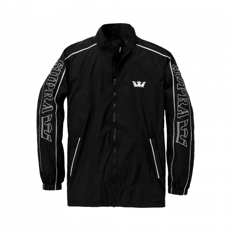 SUPRA WIRED JACKET BLACK0