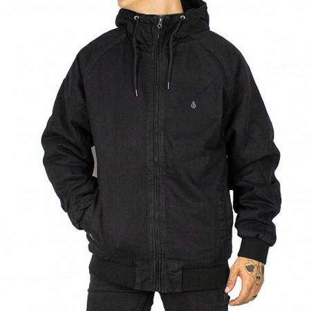 VOLCOM HERNAN COASTER 5K JACKET BLACK0