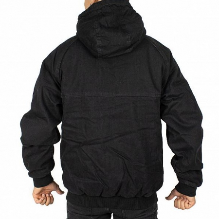 VOLCOM HERNAN COASTER 5K JACKET BLACK1