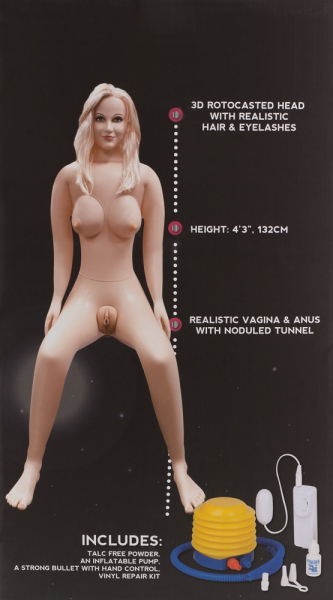 Hot Lucy Lifesize Love Doll 14