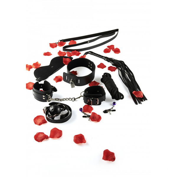 Amazing Bondage Sex Toy Kit 1