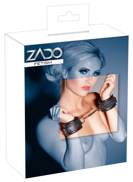 Leather Cuffs by ZADO 0