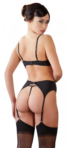 Shelf Bra Set by Abierta Fina 10
