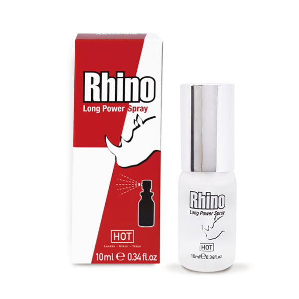 Rhino Long Power Spray 10 ml 0