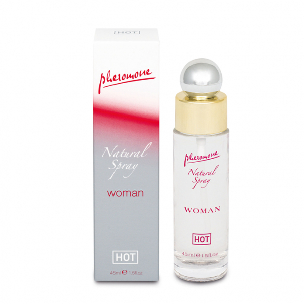 Woman Pheromon Natural Spray 0