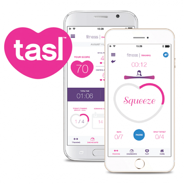 Krush App Connected Bluetooth Kegel
