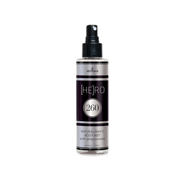 Sensuva - HE(RO) 260 Male Pheromone Body Mist 125 ml 0