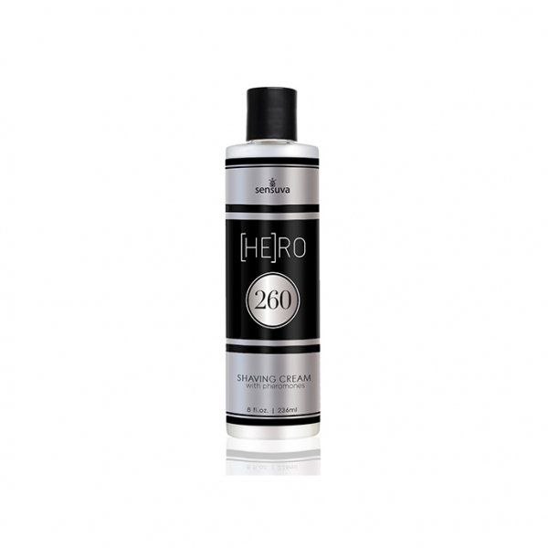 HE(RO) 260 Male Pheromone Shave Cream 236 ml 0