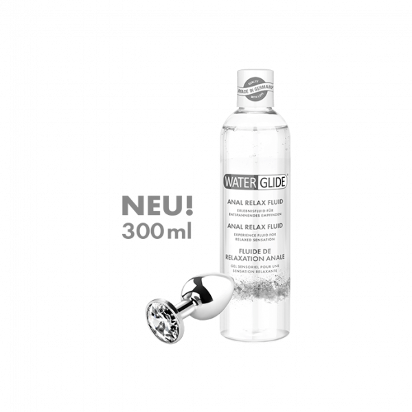 Waterglide - Lubrifiant Relax Sex Anal 300 ml