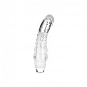JELLY RANCHER VIBRATOR TRANSPARENT 15 CM1