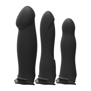 Body Extensions™ - Vibrating BE Naughty Black