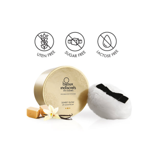 SOFT CARAMEL & SALT BODY POWDER