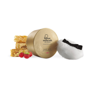 WILD STRAWBERRY & HONEY BODY POWDER0