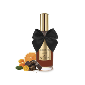 Ulei Masaj Erotic Warming Chocolate 100 ml0
