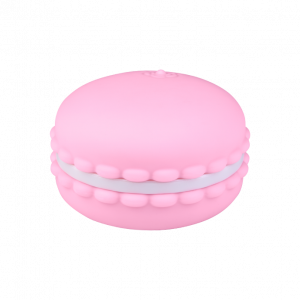 Kawaii - Macaroon Massager Rose2