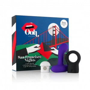 SAN FRANCISCO PLEASURE KIT0