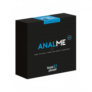 XXXME - ANALME Time to Play, Time to Anal0