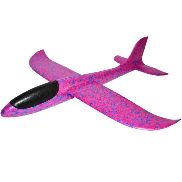 Avion - planor cu LED, 47x49 cm 0