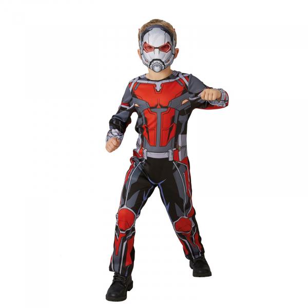 Costum Ant-Man Deluxe, marimea M, 5 - 6  ani 0
