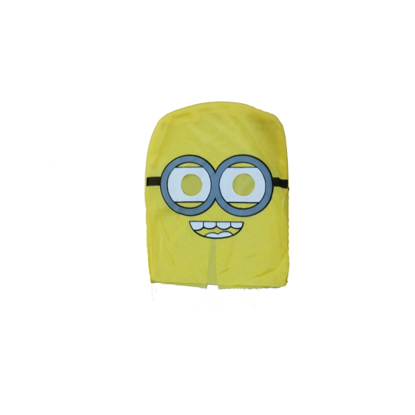 Costum carnaval Minion pentru copii, M, 110-120 cm,  5 - 7 ani 4