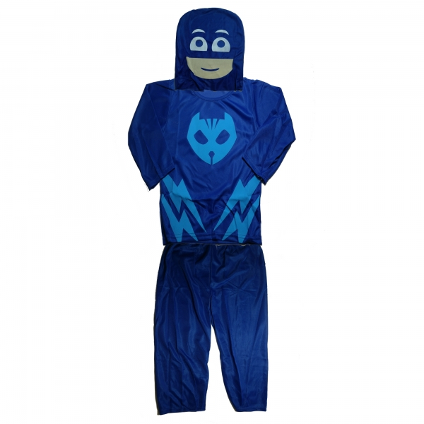 Costum Eroi in Pijamale - Pisoi - Connor - marimea L 0