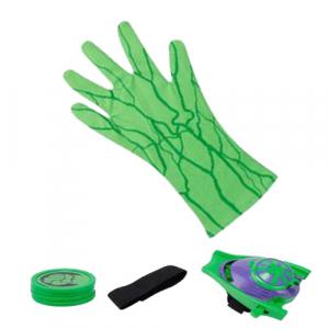 Manusa Hulk pentru copii cu discuri0