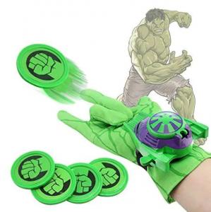 Manusa Hulk pentru copii cu discuri1