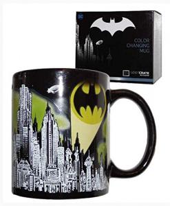 Set costum clasic  Batman, DC  Comics  pentru copii si cana termosensibila  Batman, M, 5 - 6 ani4