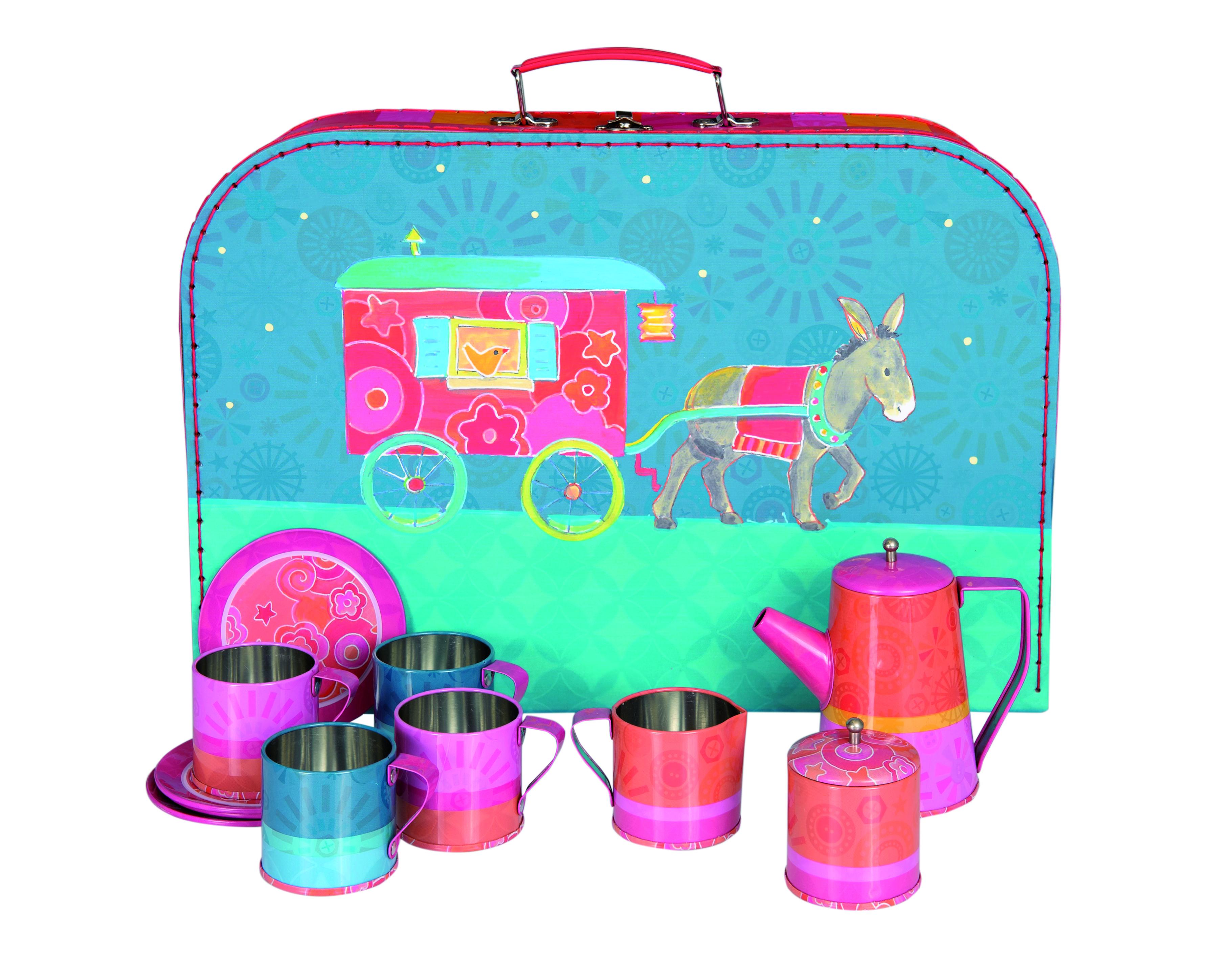 Set ceai în valiză, Egmont [0]